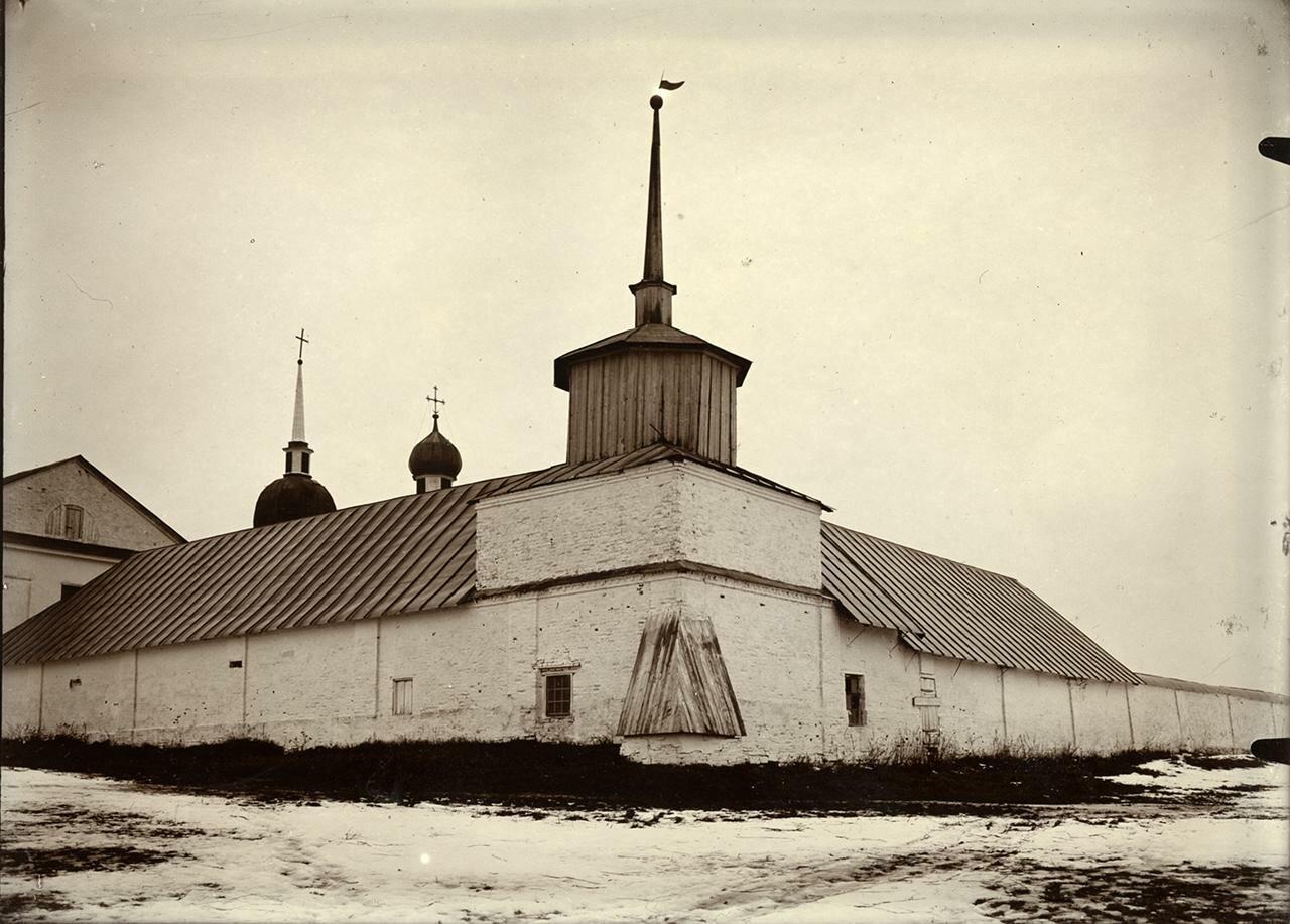Кириллов монастырь под Новгородом