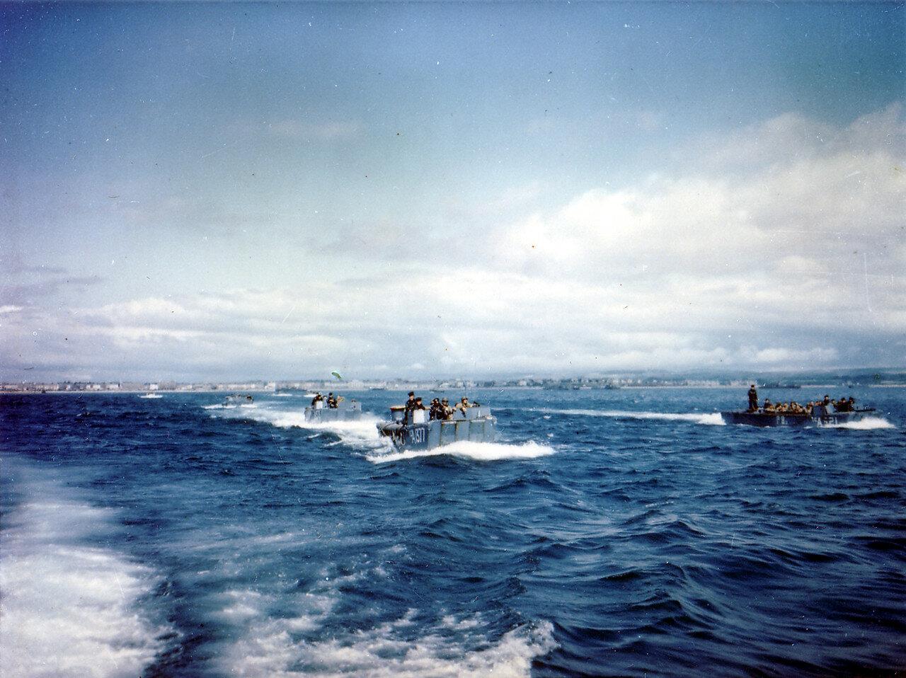 14. Операция Оверлорд. Английские десантные катера