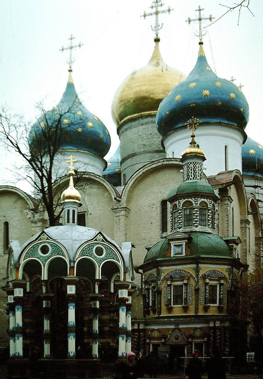 Загорск. Успенский собор