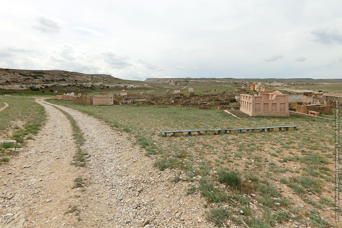 некрополь Шакпак-Ата