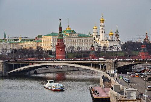 Любите ли вы Москву?