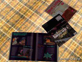 Секреты San Andreas - журналы