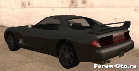 GTA San Andreas ZR-350