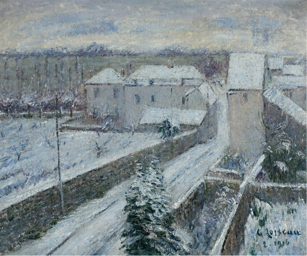 View of Triel under the Snow, 1916.jpeg