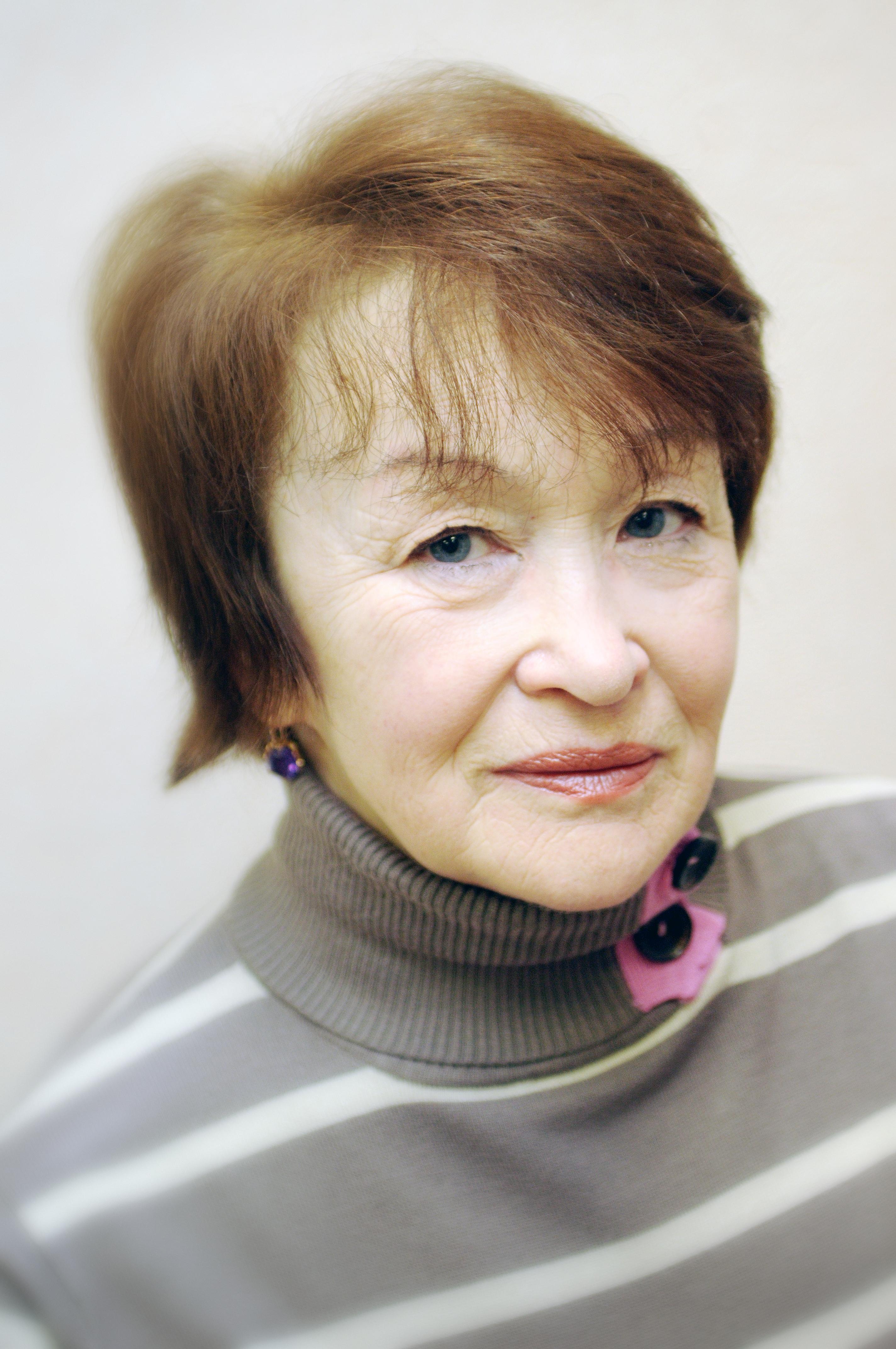 ЛЕЖАНИНА Евгения Ерминингельдовна