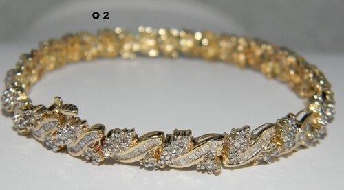 Браслет из золота алматы