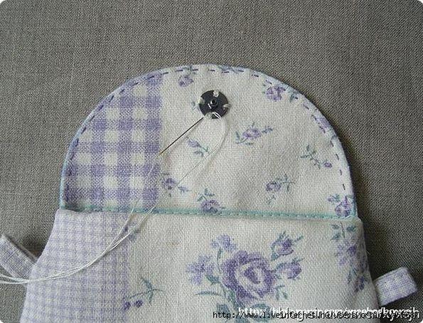 Как сшить маленькую сумочку. Sew a small handbag. Diy tutorial