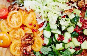 Овощи к жаркому