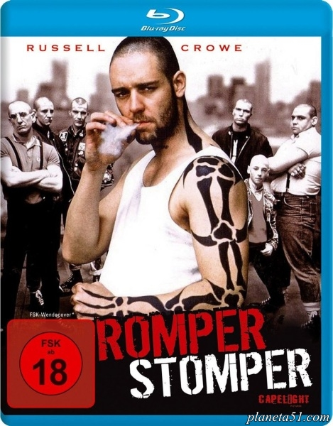 Скины / Romper Stomper (1992/HDRip)