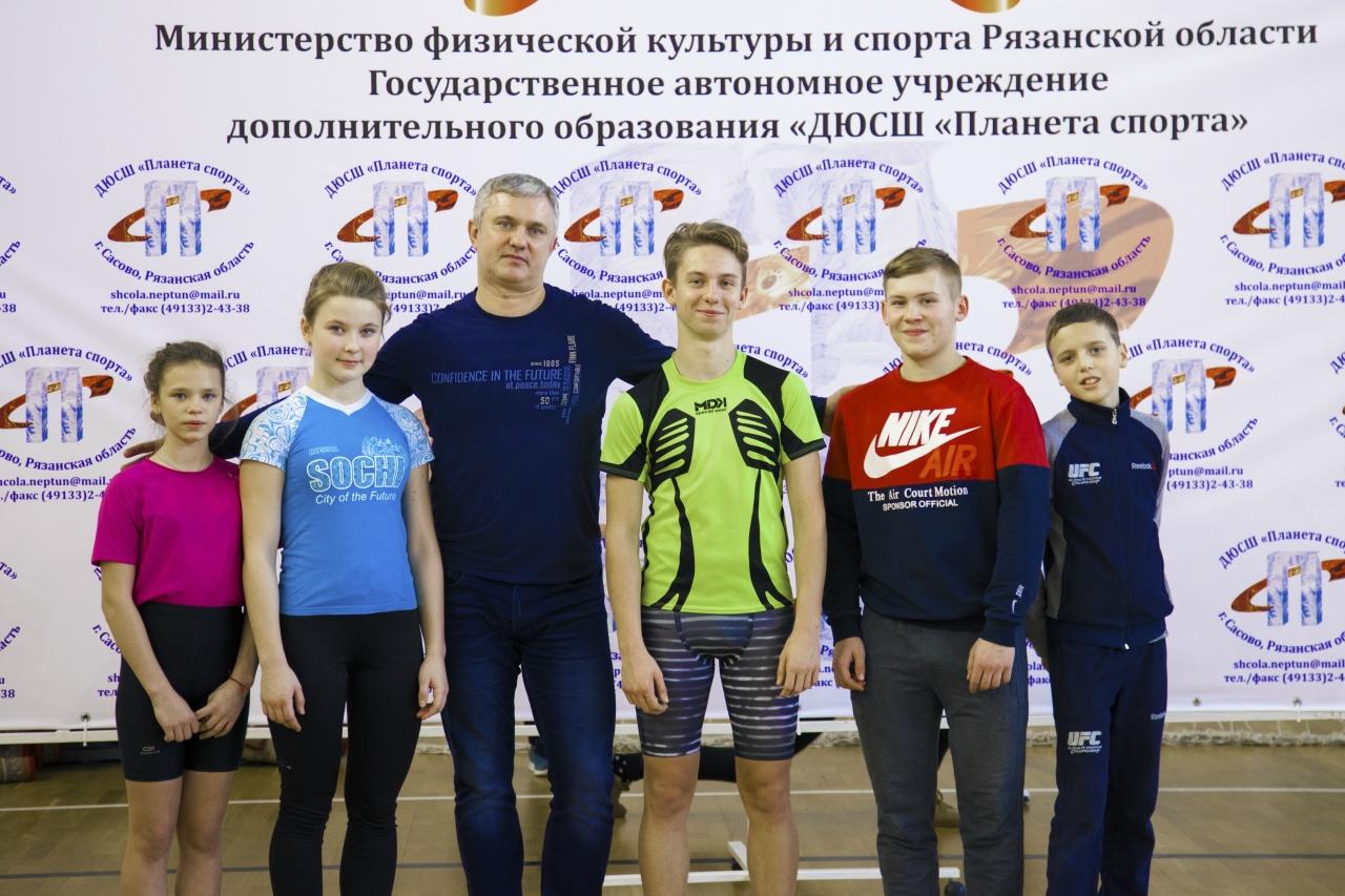 Финальные лично-командные соревнования по полиатлону в г. Сасово