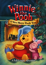 Винни Пух: Рождественский Пух / Winnie the Pooh: A Very Merry Pooh Year (2002/BDRip/DVB/HDRip)