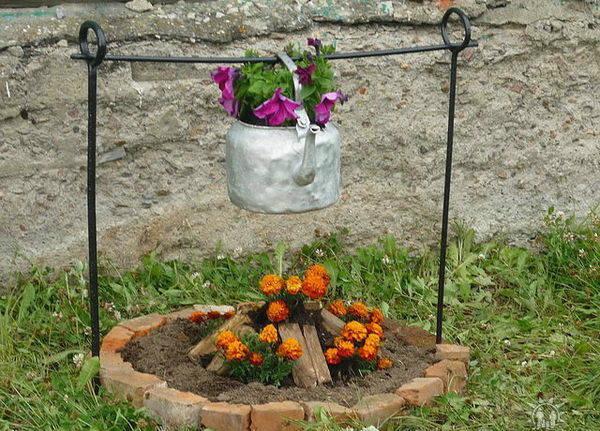 Идеи для дачи и огорода своими руками фото - Automee-s.ru
