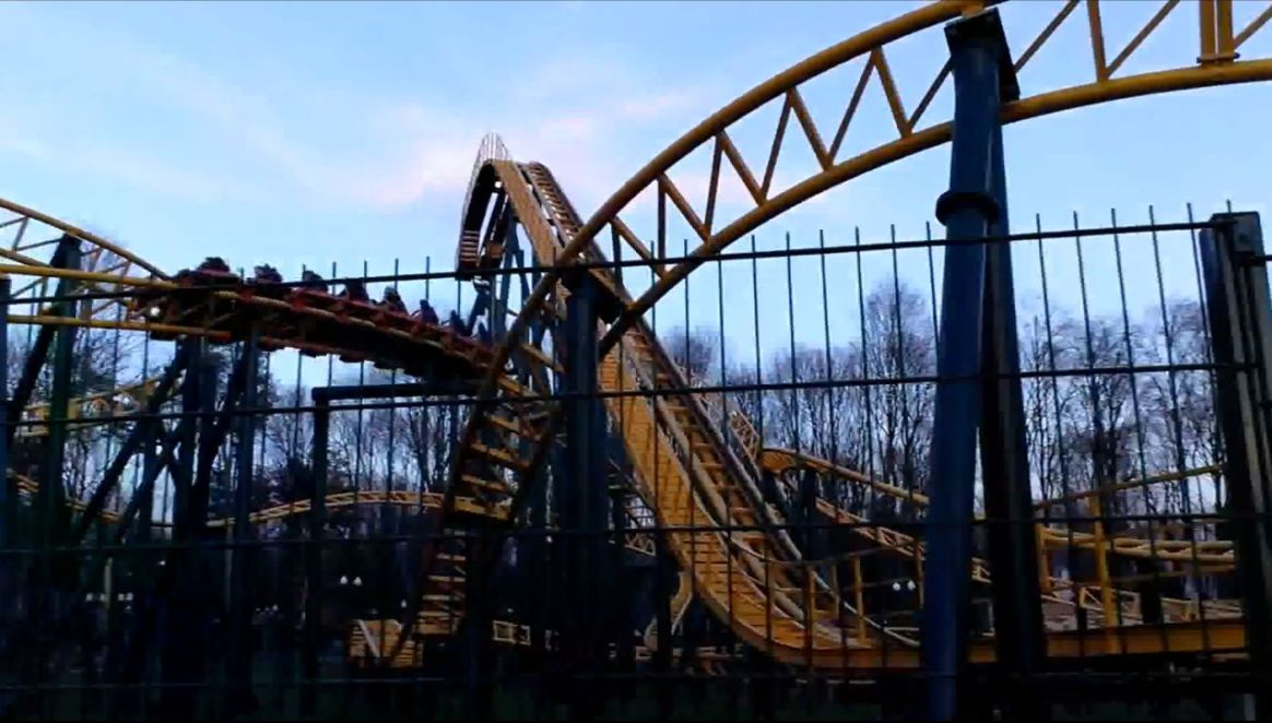 Roller Coasters in Ukraine