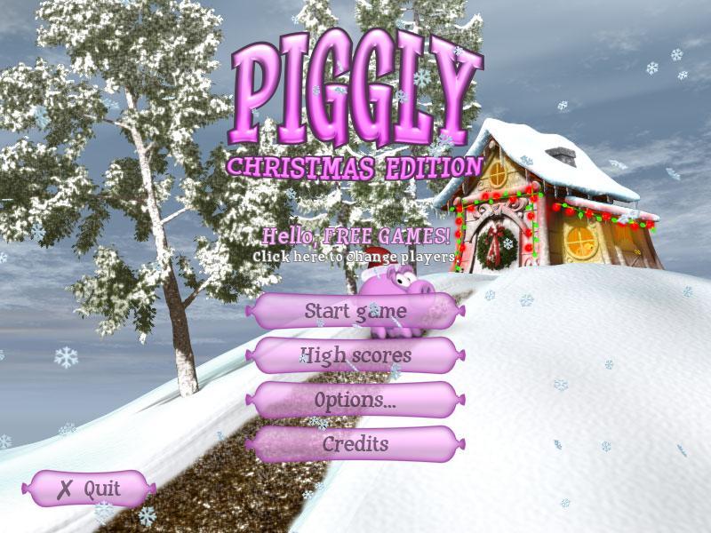 Piggly Christmas Edition (EN)