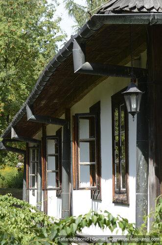 Люблинская деревня. Музей. Польша