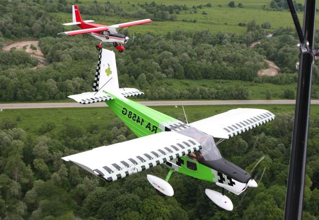 отечественный самолет малая авиация