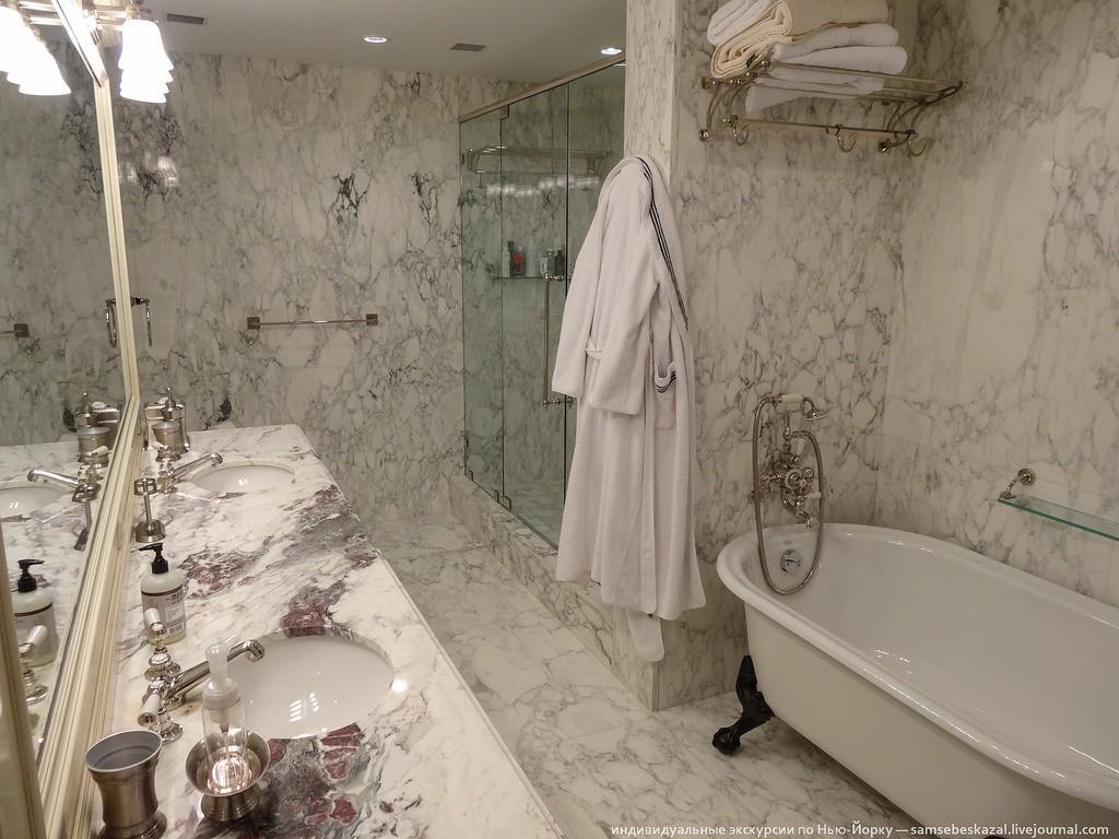 Хозяйская ванная.
