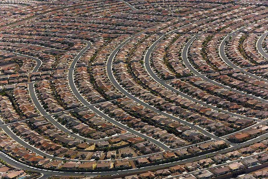 6. Хендерсон, пригород Лас-Вегаса.