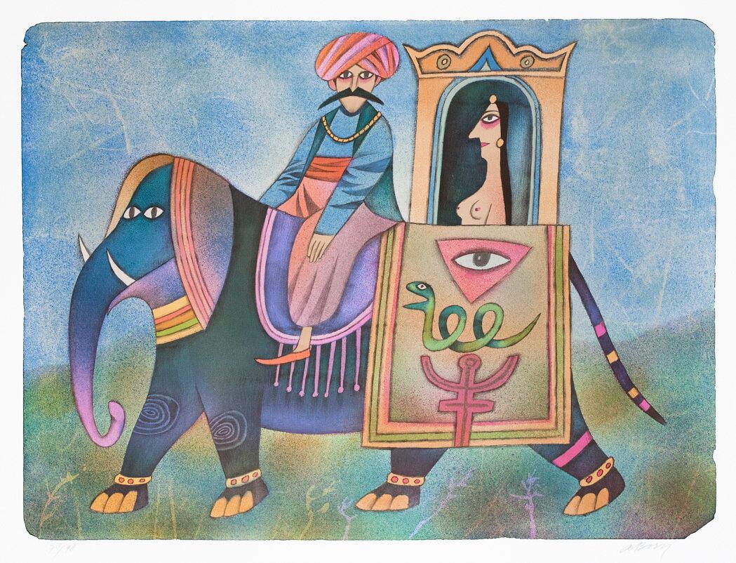 Putování po Indii