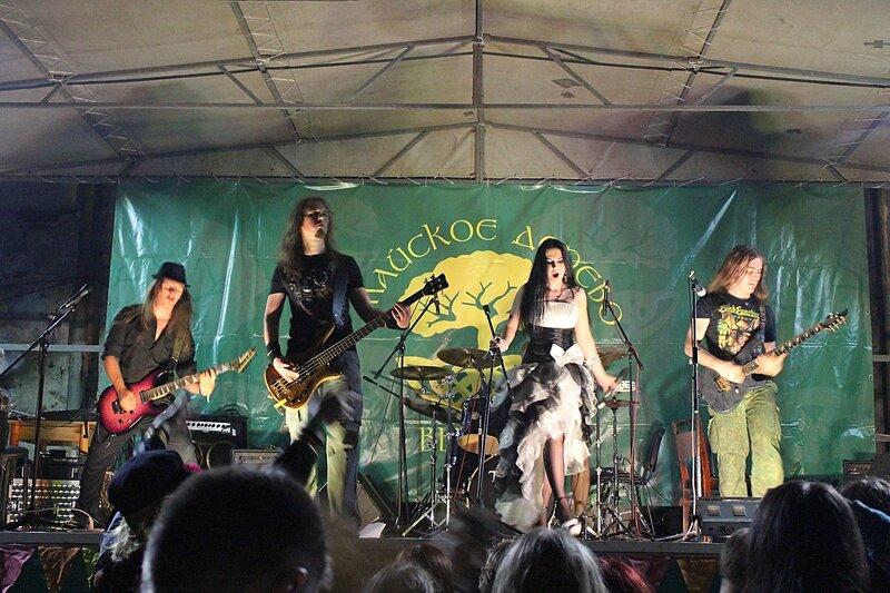 Выступление Icewind Tales на фестивале «Майское дерево 2014»