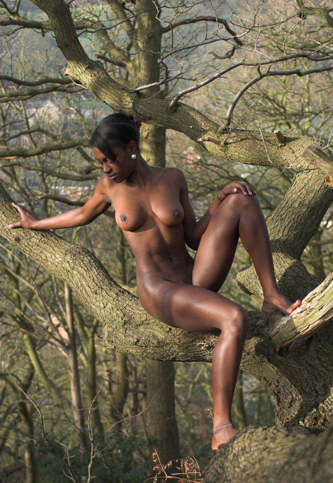 голые африканские дикарки - 7