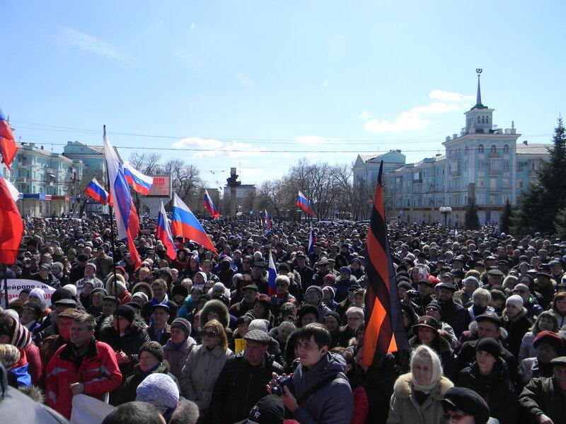 эксплуатационные преимущества фото митингов в луганске его