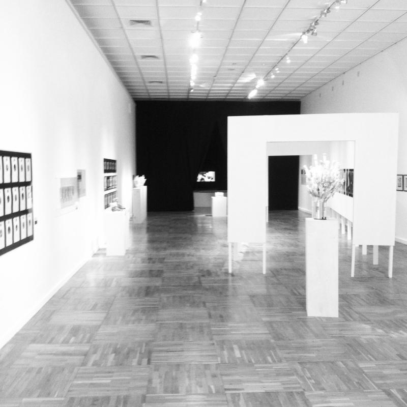 Выставка Д.А. Пригова в ГТГ на Крымском валу 15.05.2014