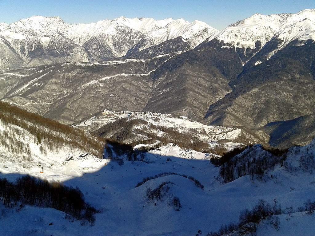 Туристические маршруты Северного Кавказа