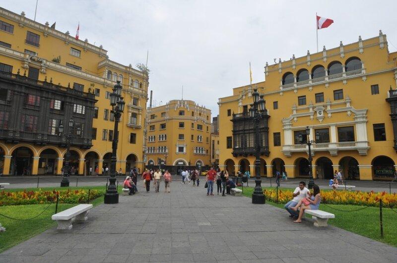 Перу и Боливия - 3 в 1 (Март 2014)