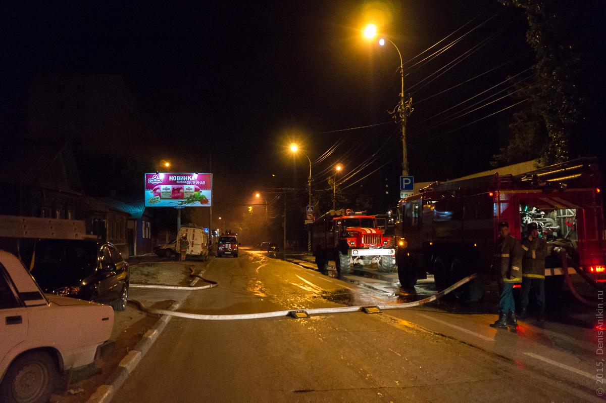 пожар саратов 7 июня 2015 10