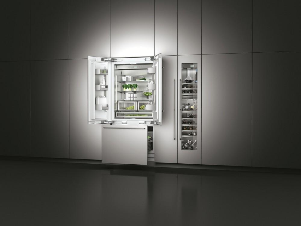 Gaggenau встраиваемые холодильники, купить в интернет-магазине в Краснодаре