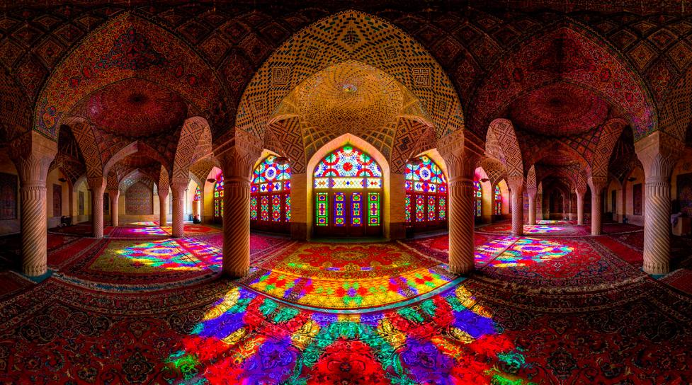 мечеть Насир аль Мульк Иран