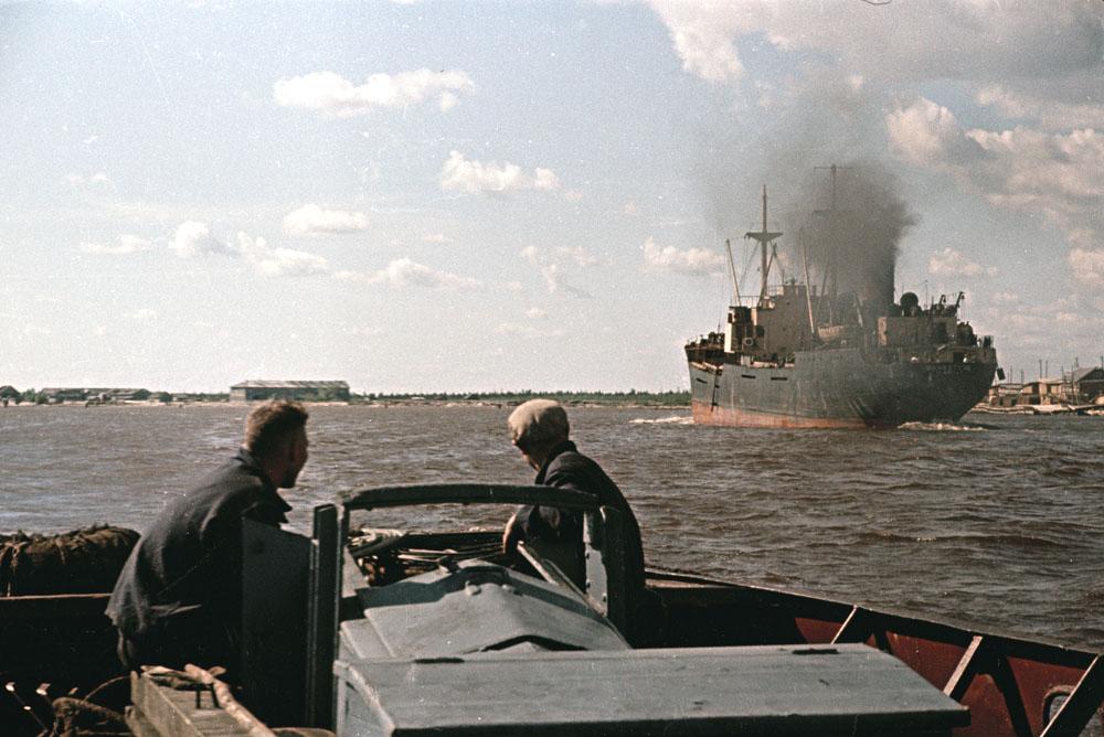 Архангельск. На Двине (1958-1959 г г.).jpg