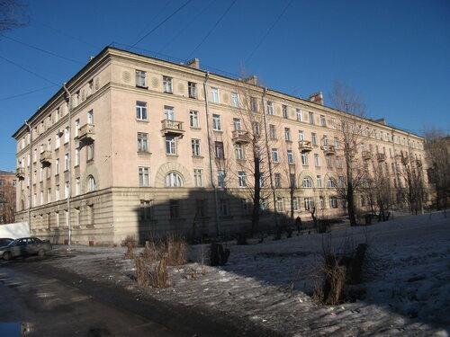 ул. Полярников 15