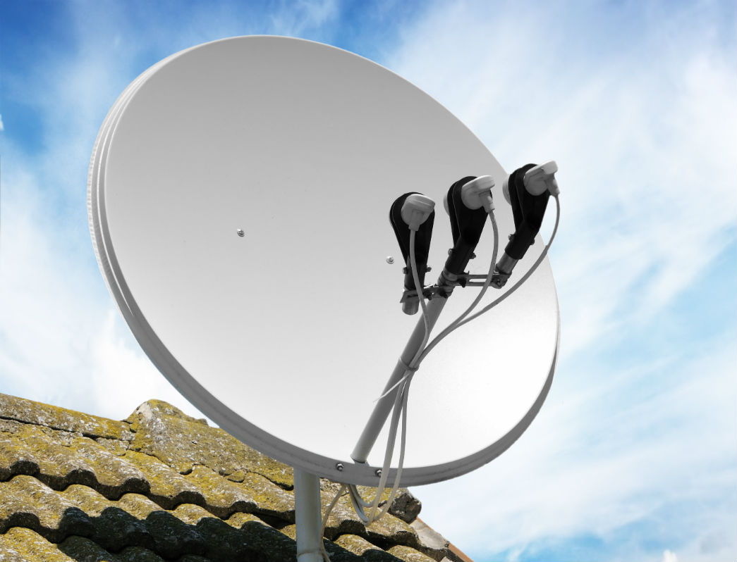 Оборудование для спутникового приема