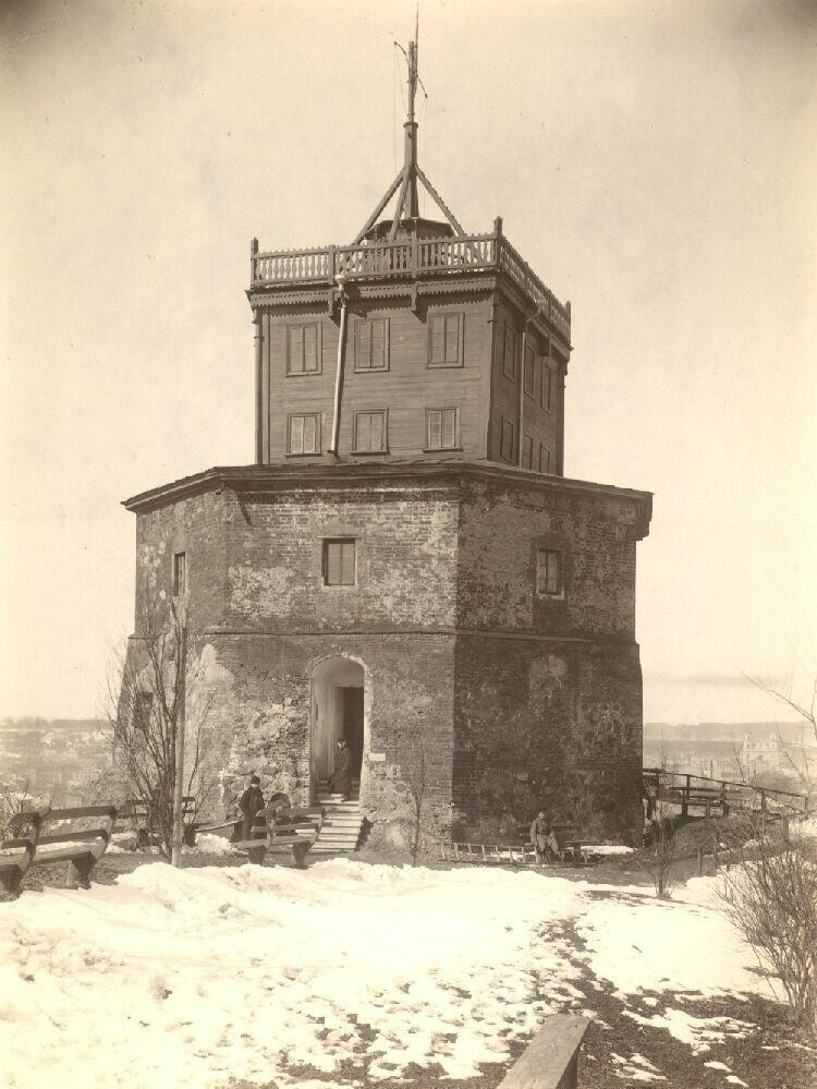 Башня Гидиминиса