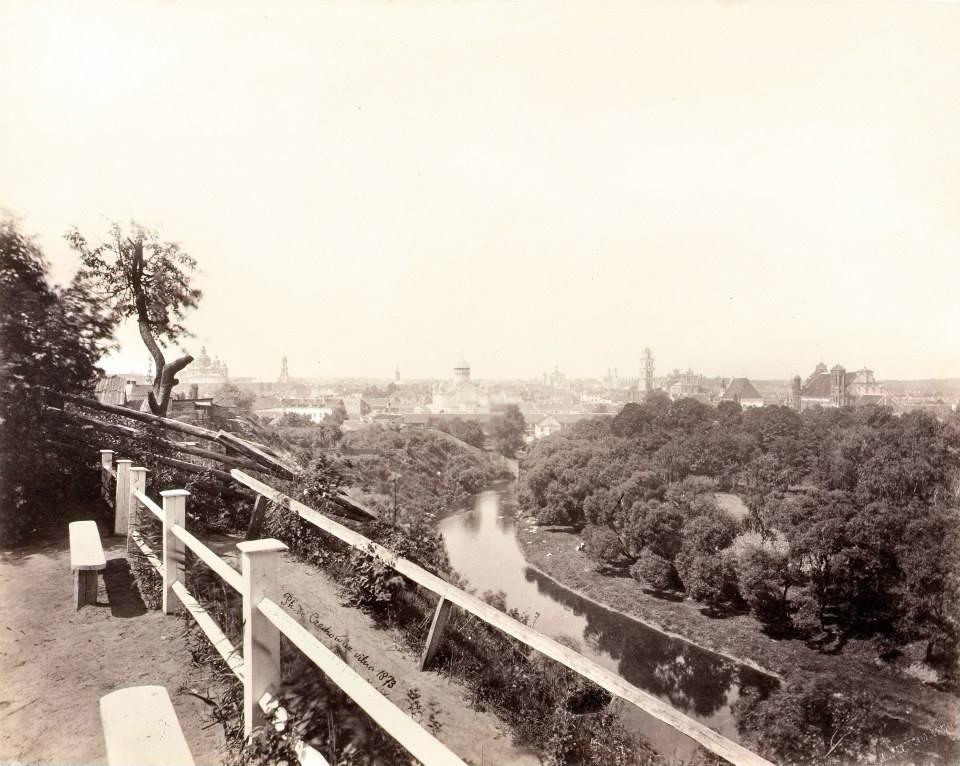 Сад бернардинцев