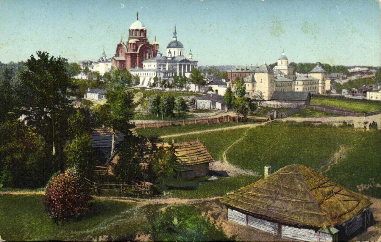 Хотьковский Женский монастырь
