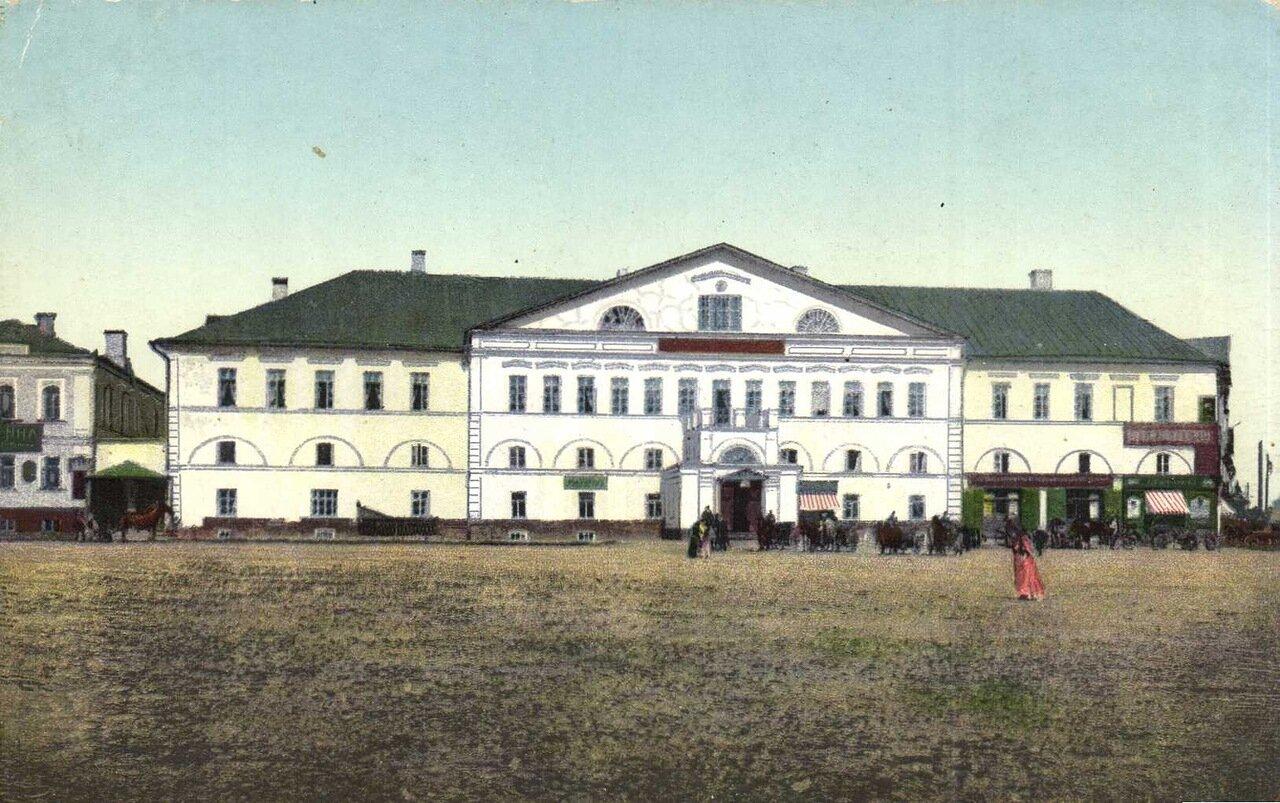 Троице-Сергиевская Лавра. Старая Лавровская гостиница