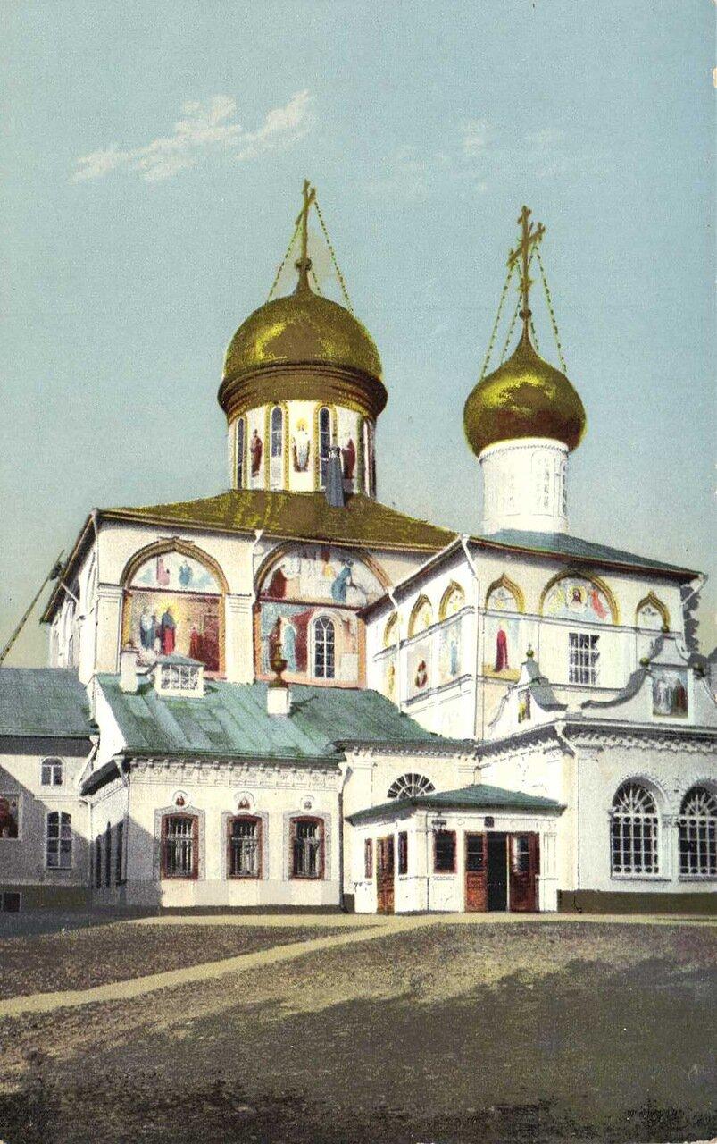 Троице-Сергиевская Лавра. Троицкий собор
