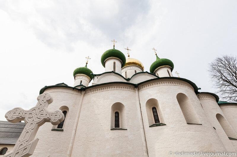 Спасо-Преображенский собор Спасо-Евфимиева монастыря в Суздале