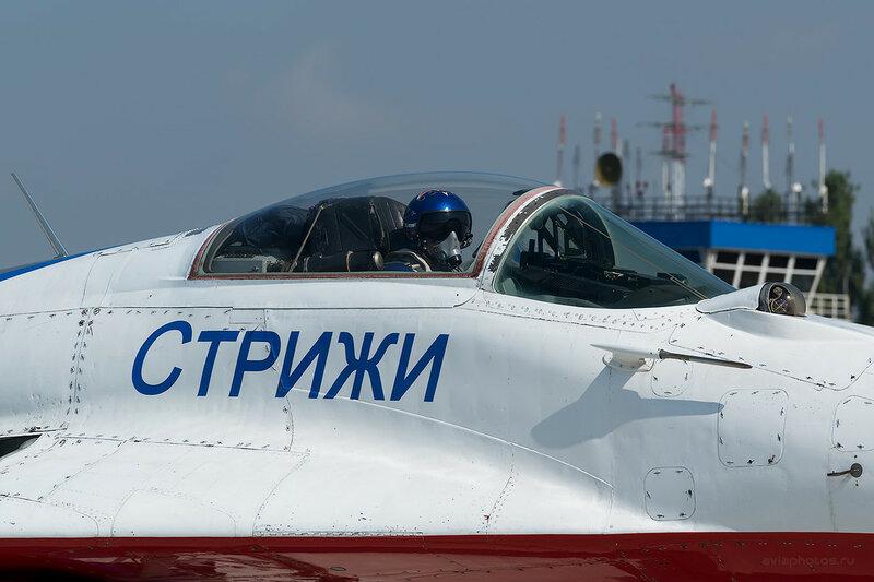 Микоян-Гуревич МиГ-29 (10 синий) D807735