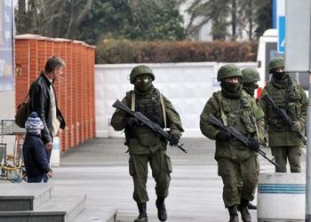 В Днепропетровской области армия Украины попыталась прорваться в Крым