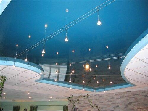 Натяжные потолки: их преимущества и недостатки