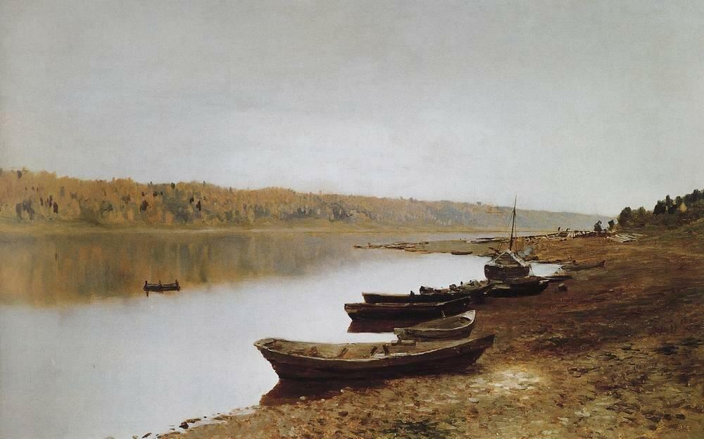 На Волге. 1887-1888.jpg