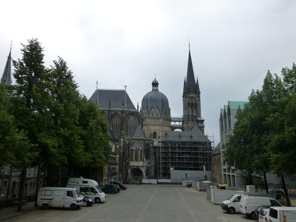 Собор, Ахен, Германия