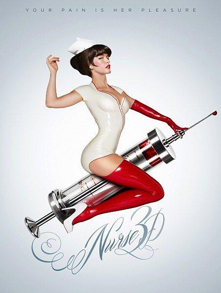 ��������� / Nurse 3-D (2013) WEB-DLRip / WEB-DL 720p / WEB-DL 1080p