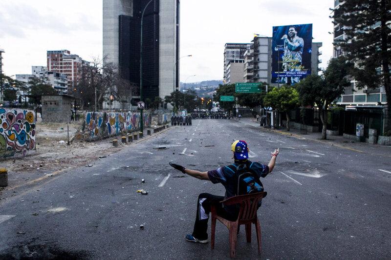 epaselect VENEZUELA PROTESTS