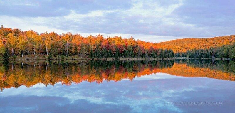 Lake Superior Photo: Влюбленные в озера
