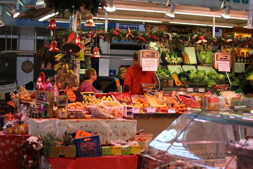 Tortosa. Municipal market. (Mercat Municipal)